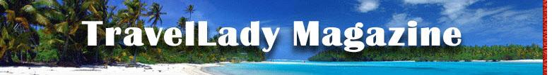 Travellady magazine banner