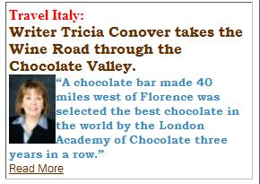 Chocolate Atlas front page nov2010