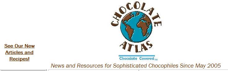 Chocolate Atlas header
