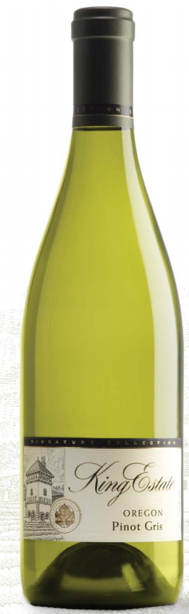 King Estate Pinot Gris 2012