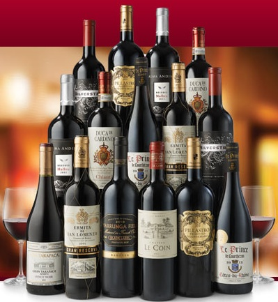 Zagat wine club selections