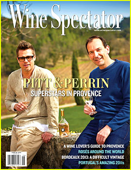 Brad-pitt-covers-wine-spectator-mag