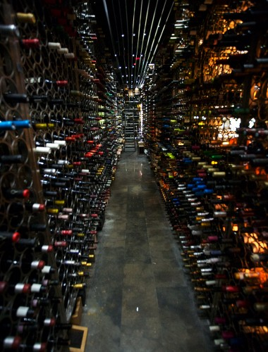 Monvinic wine cellar