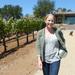 Carissa Mondavi outside winery 1