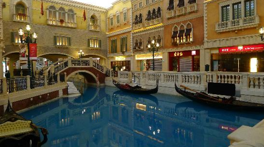 Grand Canal Venetian Hotel